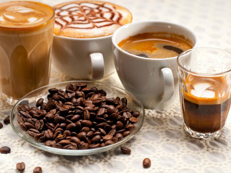 các vị của cà phê