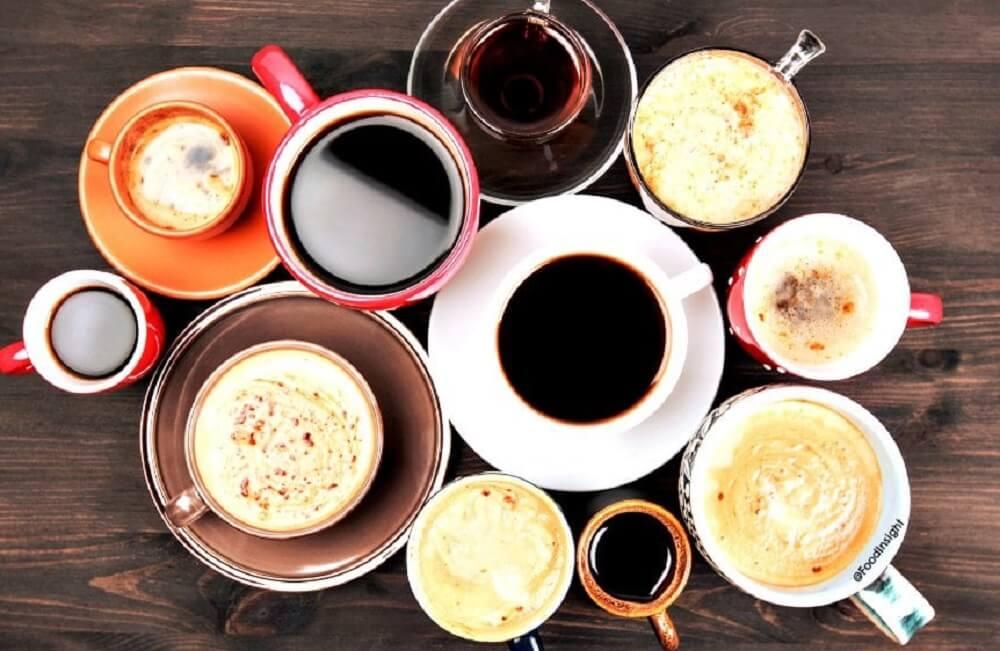 101 cách thưởng thức cà phê độc đáo trên thế giới!